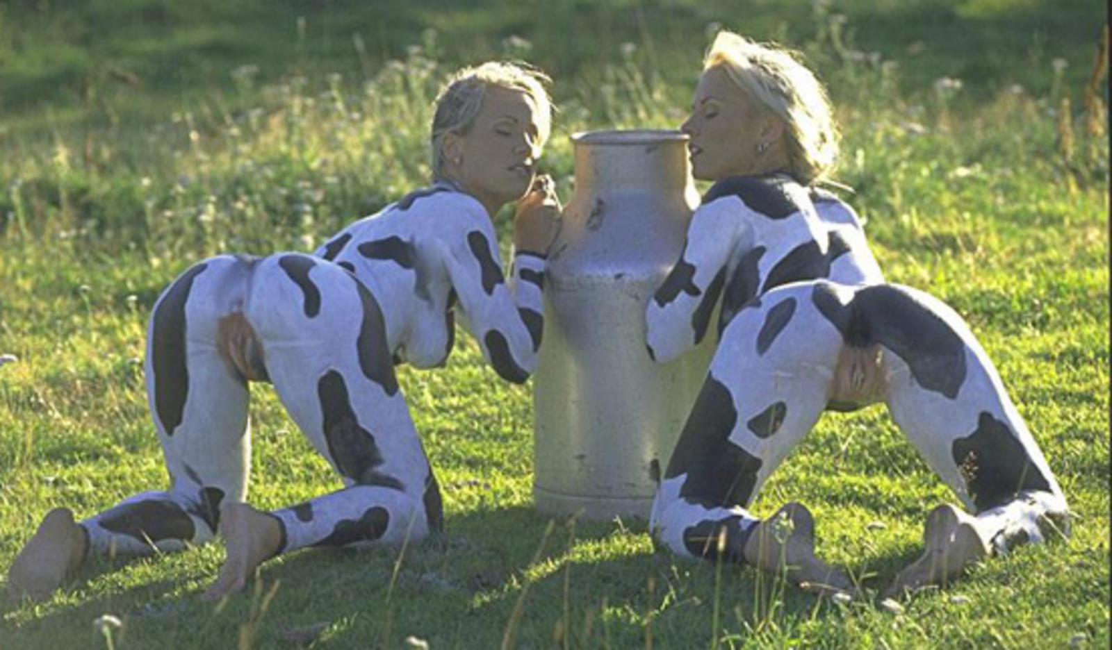 Porn girl human cow sexy photo